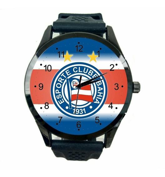 Bahia Relógio Masculino Promoção Oferta Novidade Time T256