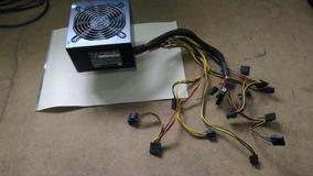 Fonte Alimentação Cooler Master Rs-460-pcar-a3 - Usada