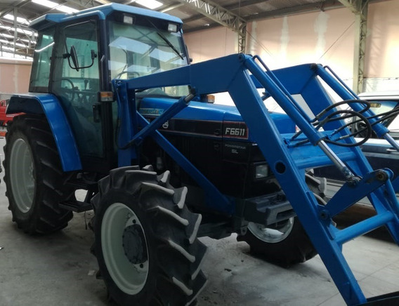 Tractores Ford 6611