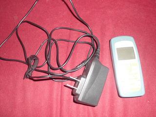 Telefono Cel Nokia Mod 2112 S/linea C/cargador Pila Detalle