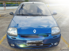 Renault Clio 1.6 16v Rt 5p 4p Melhor Que Gol Palio Uno Corsa