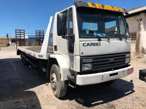 Ford Cargo 16-22 6x4 Plataforma 8 Metros