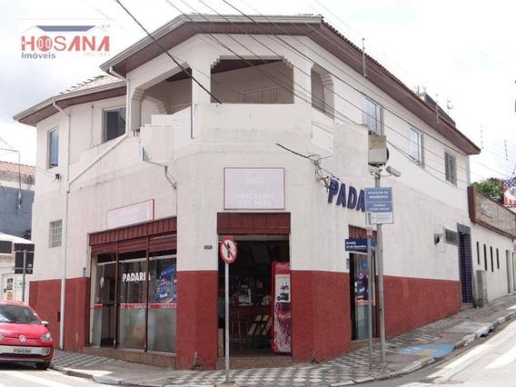 Sala Para Alugar, 160 M² Por R$ 3.500/mês - Região Central - Caieiras/sp - Sa0016