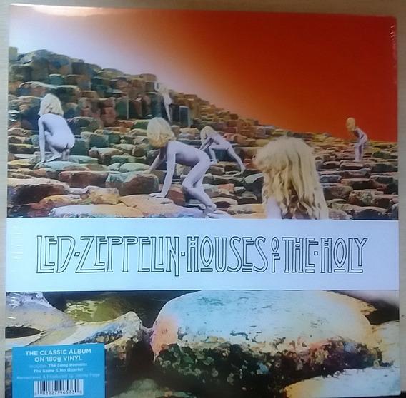 Lp Led Zeppelin - Houses Of The Holy Vinil 180 Gramas