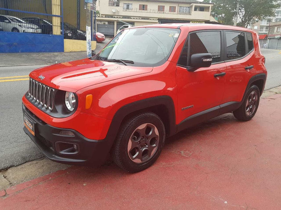 Jeep Renegade Sport 2016 At