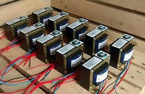 Transformador (trafo) E: 110/220v S: 24v 5a 120va