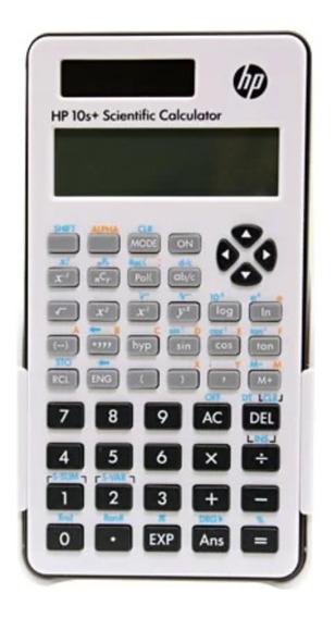 Calculadora Hp Científica 10s+ 240 Funções