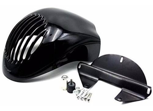 Mascara Fairing Con Rejilla Para Harley Sportster Y Dyna