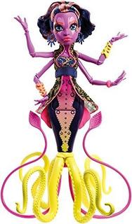 Monster High Gran Scarrier Reef Down Under Ghouls Kala Mer.r