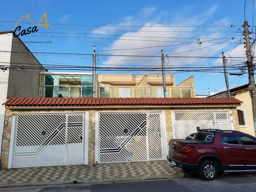 Sobrado Com 3 Dormitórios À Venda, 130 M² Por R$ 650.000,00 - Vila Nhocune - São Paulo/sp - So0484