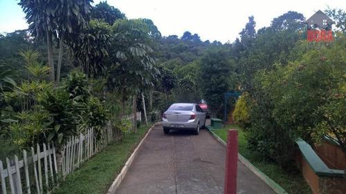 Chácara Com 3 Dormitórios À Venda, 4860 M² Por R$ 570.000 - Luiz Fagundes - Mairiporã/sp - Ch0227