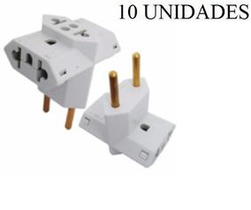 10 Unidades - Benjamin Tê 3 Saídas Modelo Antigo