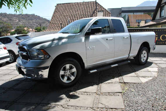 Dodge Ram 1500 Quad Cab Slt Doble Cabina 4x4 3.6 2018