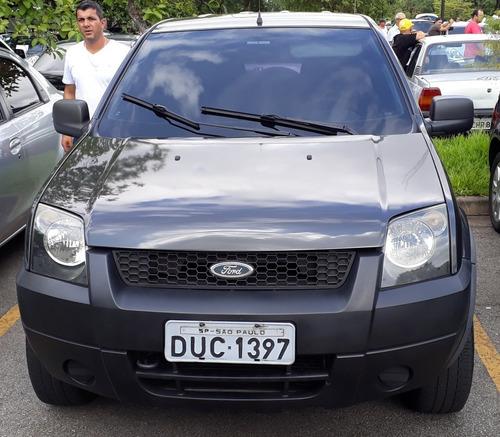 Ford Ecosport 2007 1.6 Xl Flex 5p