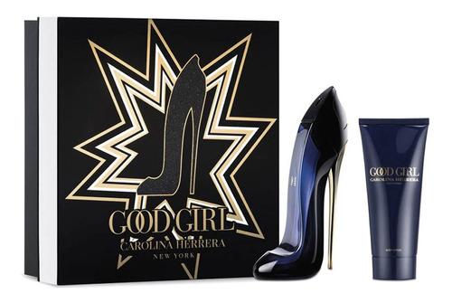 Imagen 1 de 1 de Good Girl Estuche Edp 50ml+locion 75ml Silk Perfumes Ofertas