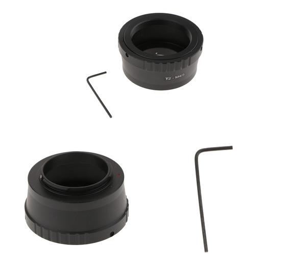 2x T2 Adaptador Lente Monte Para Micro 4/3 Para Olimpo Panas