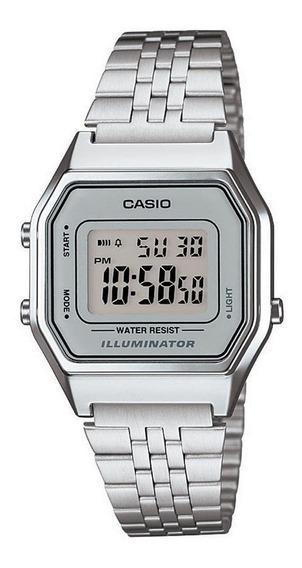 Relogio Casio La680wa-7df Retro