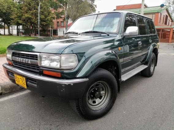 Toyota Vx Burbuja Mec 1994 Blindado