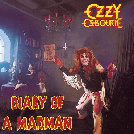 Ozzy Osbourne - Diary Of A Madman ( Zona Sur Nuevo Sellado )