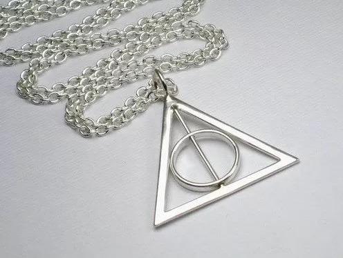 Collar Harry Potter Reliquias De La Muerte Colección