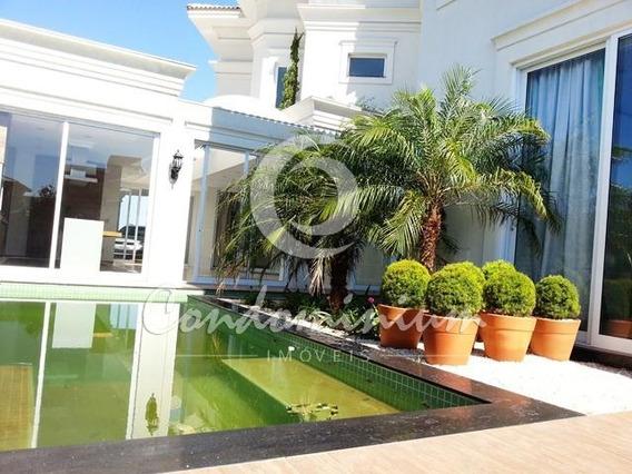 Casa Em Condomínio À Venda, 4 Quartos, 4 Vagas, Residencial Quinta Do Golfe - São José Do Rio Preto/sp - 363
