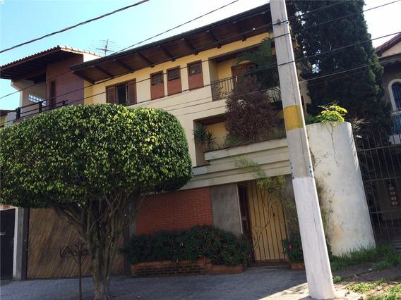Excelente Sobrado À Venda - 4 Dormitórios - 5 Vagas - Nova Petrópolis - São Bernardo Do A Campo-sp - 66056