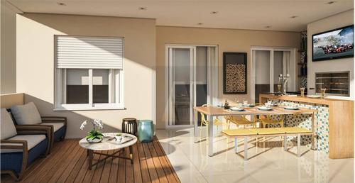 Imagem 1 de 11 de Realize O Seu Sonho -apartamento Com 2 Dormitórios À Venda, 72 M² Por R$ 351.000 - Pronto Pra Morar - Ap0091