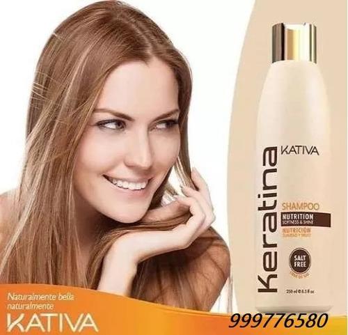 Alisados Laceados - Shampoos Y Ttos S/sal De Keratina Kativa