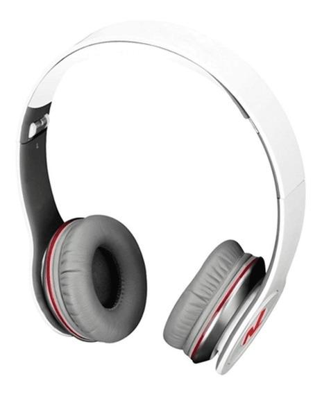 Fone Ouvido Headset Barato Headphone Dobravel Extreme Branco