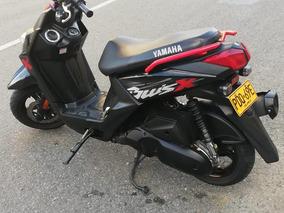 Yamaha Bws 125 2018 Como Nueva