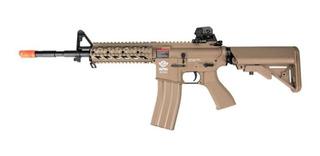 Rifle Airsoft G&g Cm16 Raider L Tan - 6mm