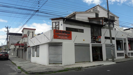 Arriendo Local Comercial En La Kennedy Norte De Quio