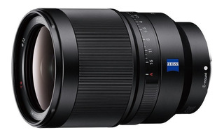 Lente Objetivo Sony 35mm Sel35f14z Zeiss F1,4 Full Frame