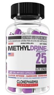 Methyldrine 25 60 Cápsulas - Clone Pharma
