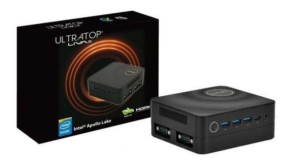 Computador Ultratop Liva Ze, Intel Dual Core N3350, 4gb