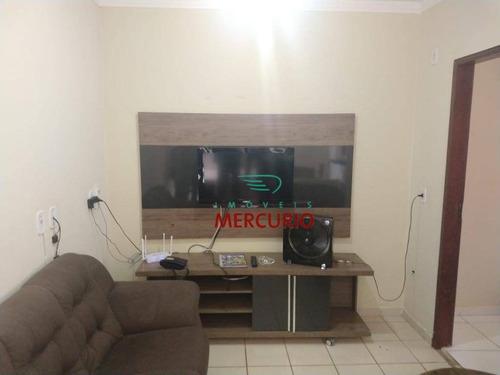Casa À Venda, 88 M² Por R$ 240.000,00 - Distrito Industrial Domingos Biancardi - Bauru/sp - Ca3145