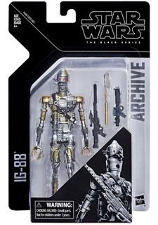 Star Wars Figuras De Accion Coleccion Black Series E3253