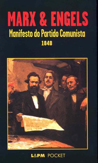 Manifesto Do Partido Comunista 1848 - Col. L&pm Pocket