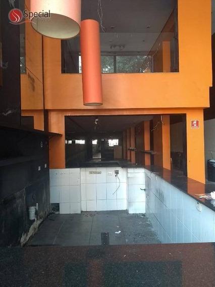 Prédio Com 210 M² - Anália Franco - São Paulo/sp - Pr0052