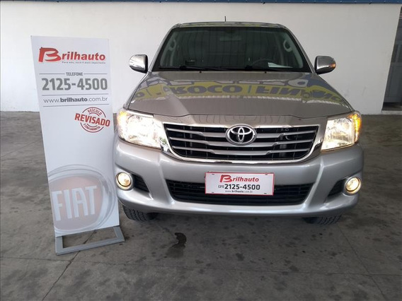 Toyota Hilux Hilux Cd Srv 4x2 Flex Automatico