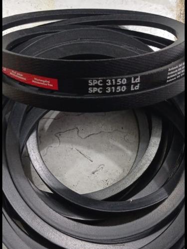 Imagem 1 de 2 de Correias Para Compressor Aspro