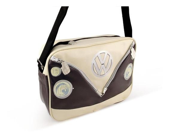 Maleta- Mochila Volkswagen Combi Collection Vintaje Bh-neg