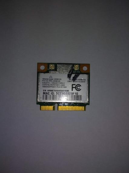 Placa Wireless Atheros Ar5b125 Notebook Acer Original