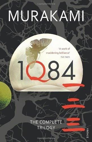 1q84 - The Complete Trilogy - Murakami Haruki