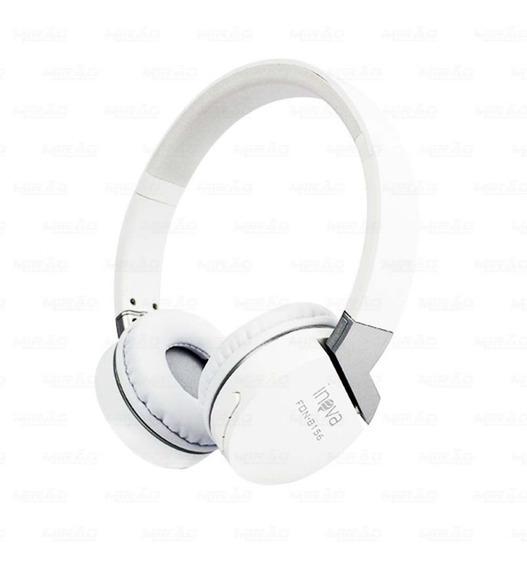 Fone De Ouvido Headphone Bluetooth Estéreo Inova Fon - 8156