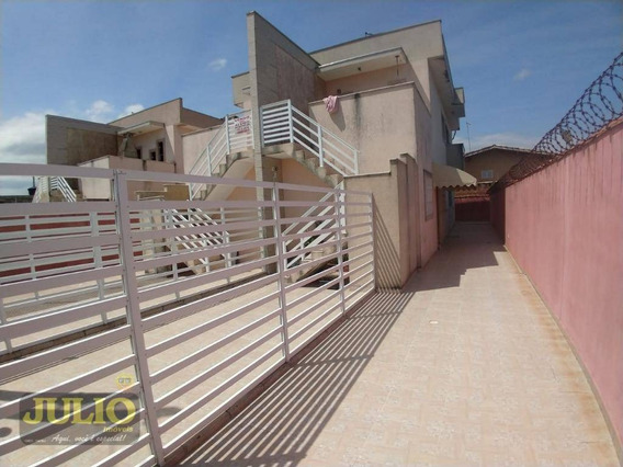 Casa 2 Dormitórios Lado Praia Em Itanhaém - Ca3703