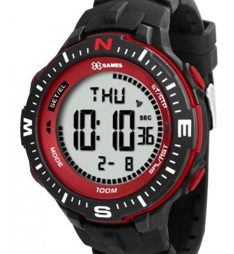 Relógio X-games Masculino Digital Original Barato Grade