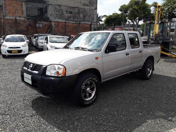Nissan Frontier 4x2 Gasolina Abs Aa