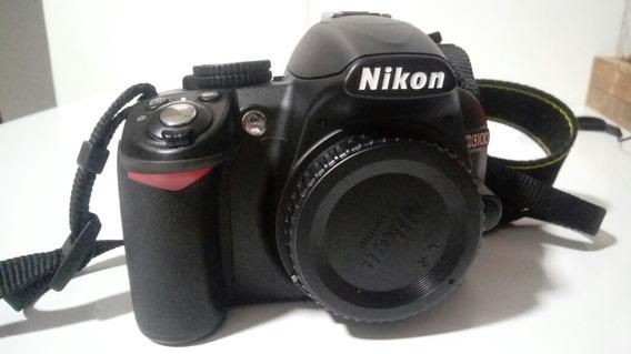 Nikon D3100 + Lente 18-105mm Vr 20k Clicks