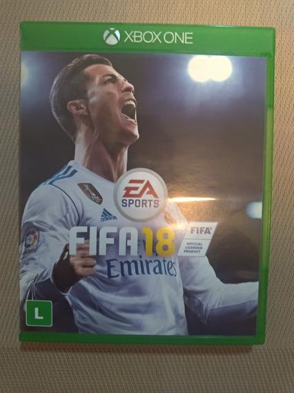 Fifa 18 - Xbox One - Mídia Física - Português